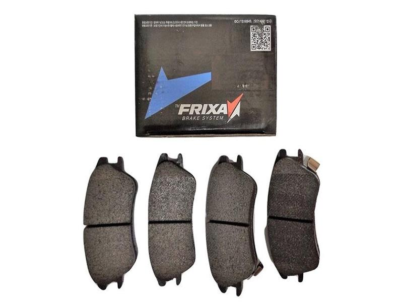 Frixa Front Brake Pad For Suzuki Liana 1.3 2006-2014 - FPE256 Image-1