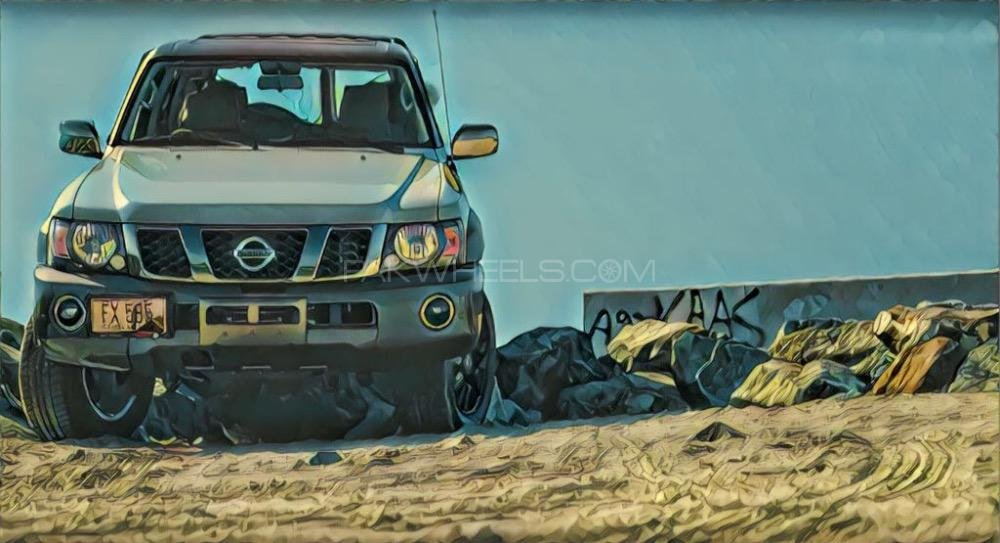 Nissan Safari - 2008  Image-1