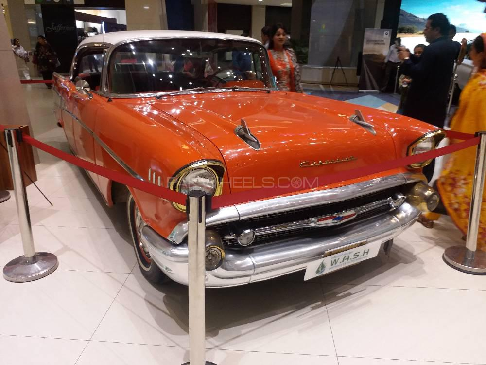 Chevrolet Bel Air - 1957  Image-1