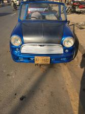 Austin Mini - 1965