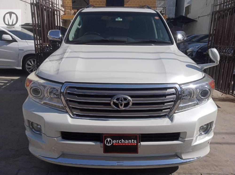 Toyota Land Cruiser AX G Selection 2013 Image-1