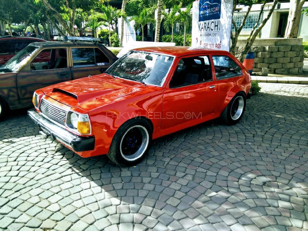 Mazda 323 - 1979 Mazda Image-1