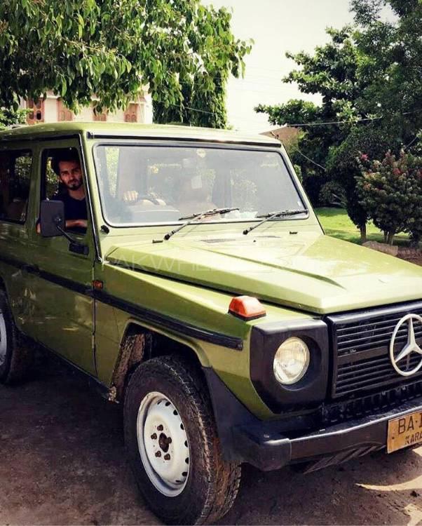 Mercedes Benz G Class - 1982  Image-1