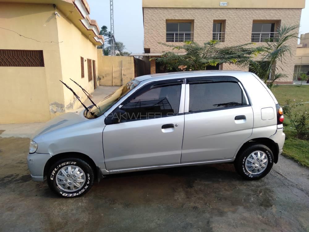 Suzuki Alto - 2005  Image-1