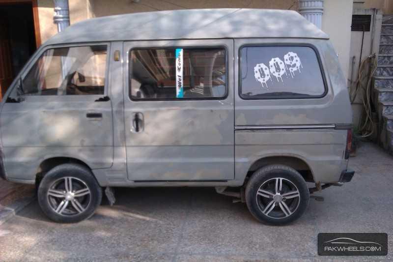 Suzuki Bolan VX 2009 Image-2