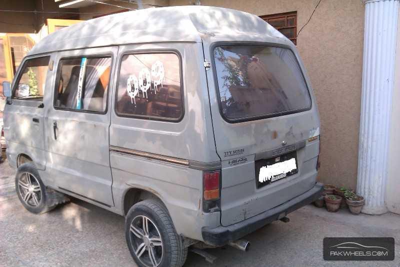 Suzuki Bolan VX 2009 Image-3
