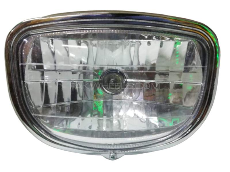 Head Light Assembly For Super Power 70cc - 2016 in Karachi