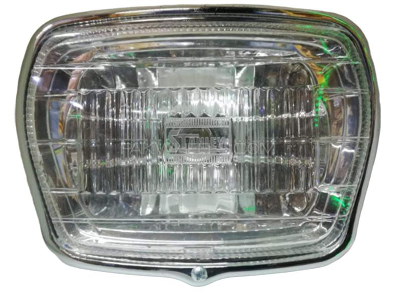 Head Light Assembly For Union Star 70cc - 2019 Image-1