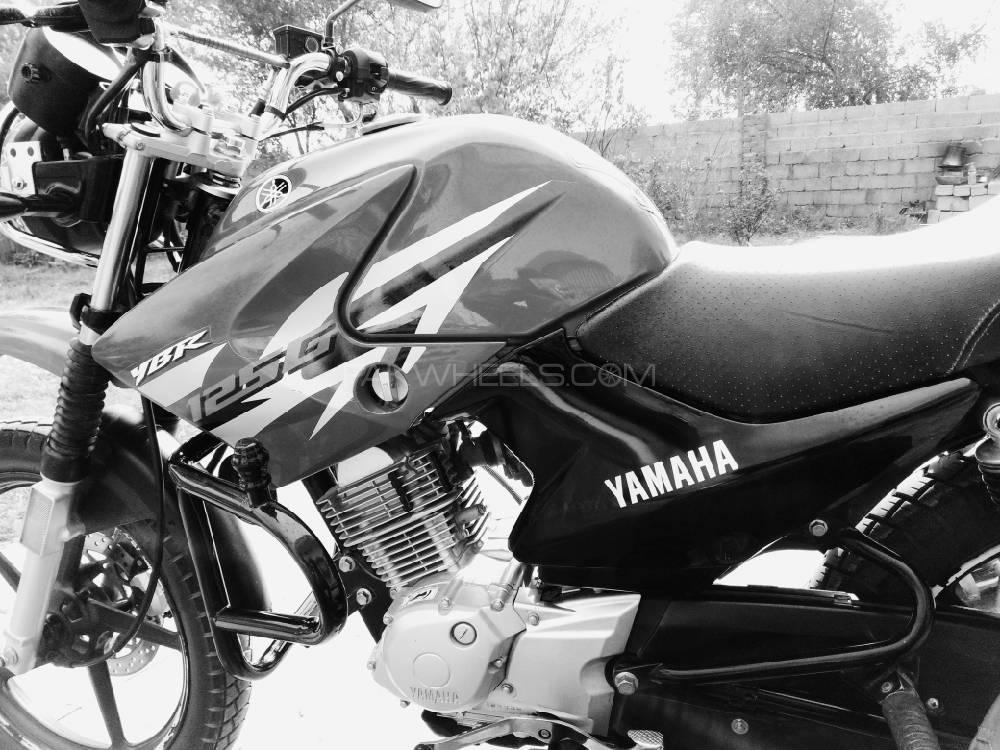 Yamaha YBR 125 - 2016 Yamaha Image-1
