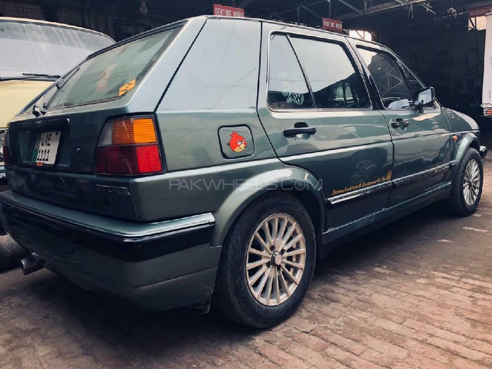 Volkswagen Golf - 1986 Mark2 Image-1