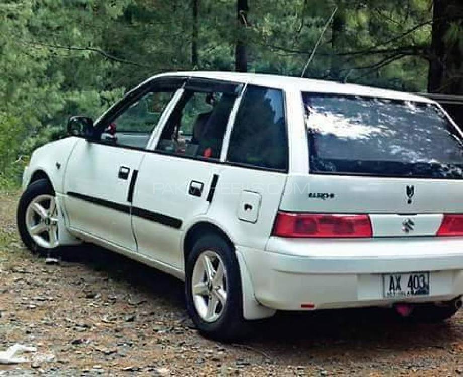 Suzuki Cultus - 2011 culi Image-1
