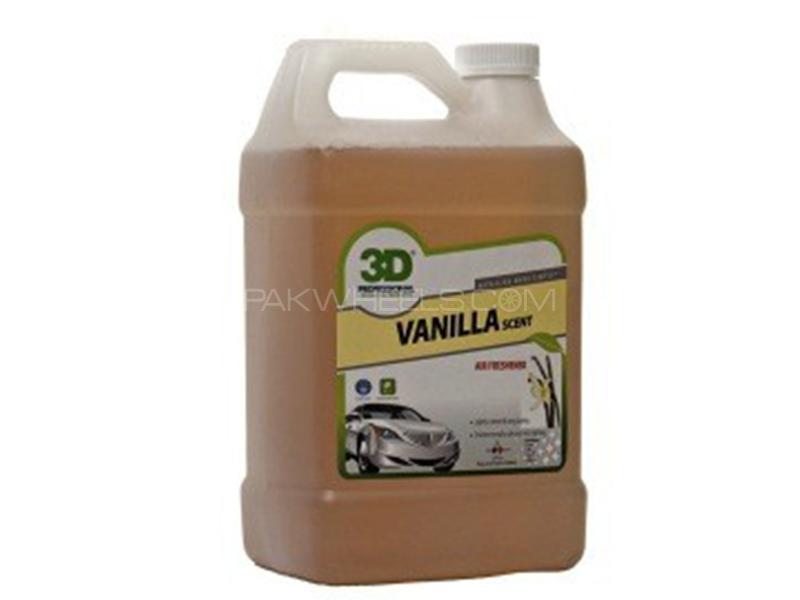3D Air Freshener Vanilla Scent - 1 Gallon Image-1