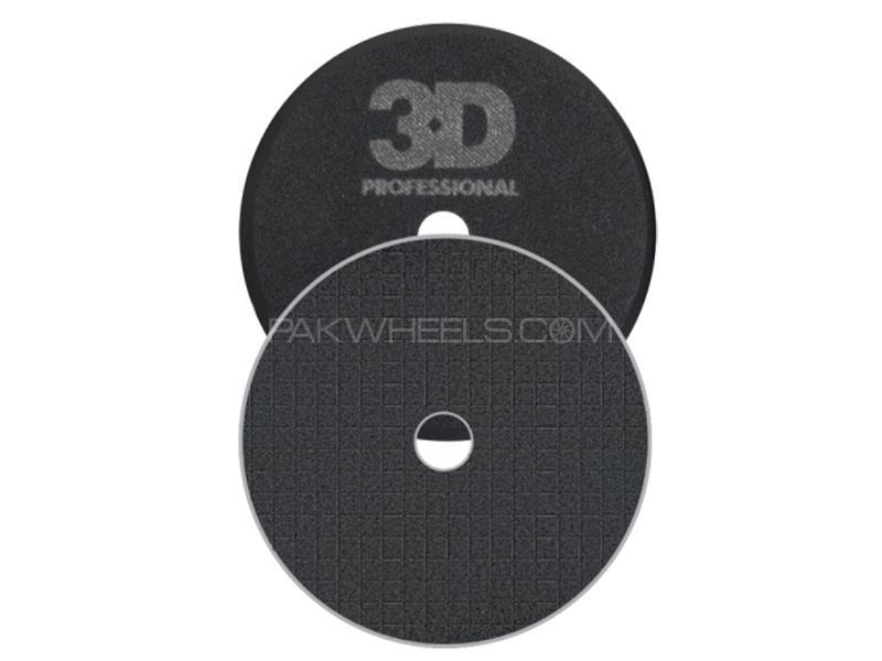 "3D Pad Black 5.5"" Finishing Spider - 1 Pcs in Karachi"