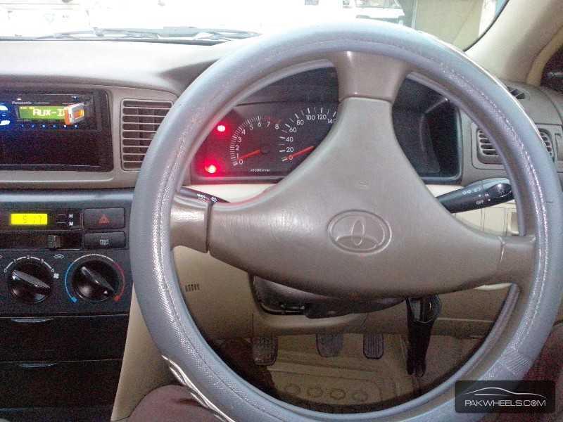Toyota Corolla XLi 2008 Image-4