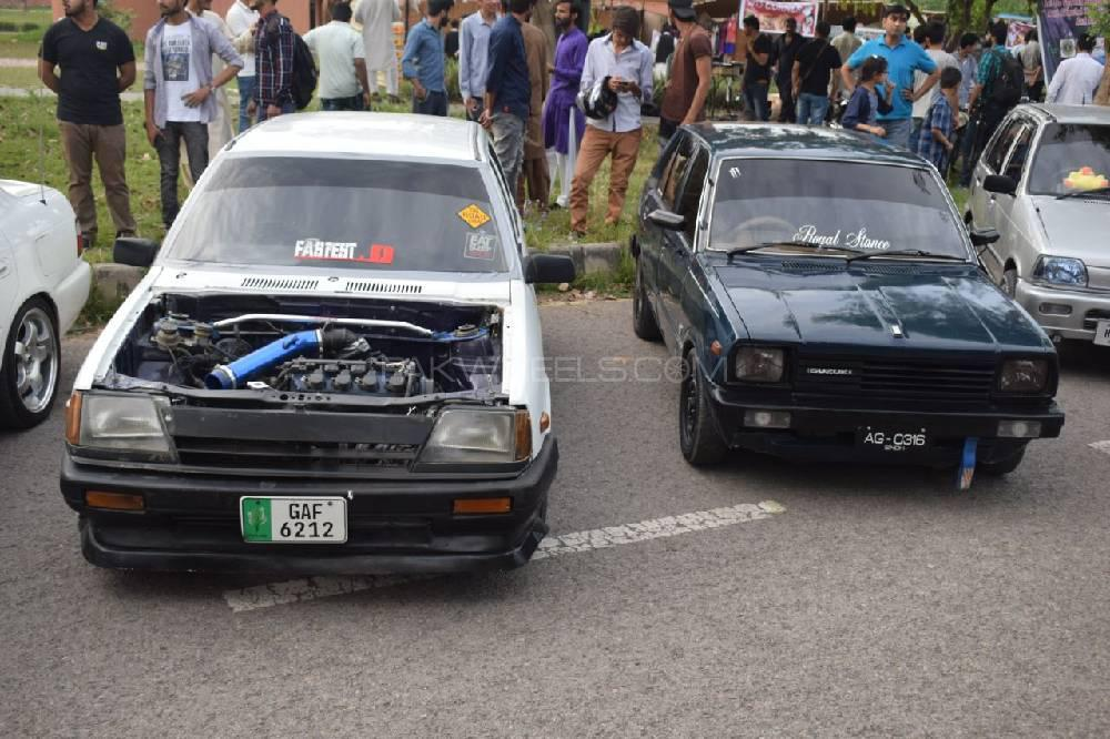 Suzuki FX - 1984 Royal Stance Image-1
