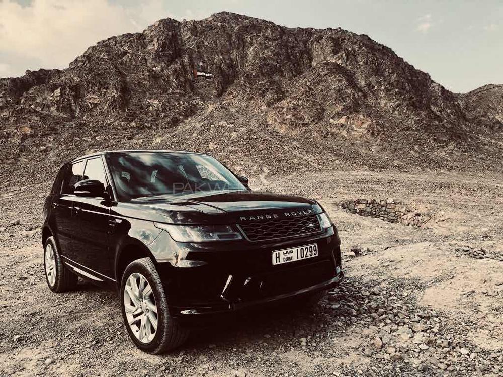 Range Rover Sport - 2019 Rangy Image-1