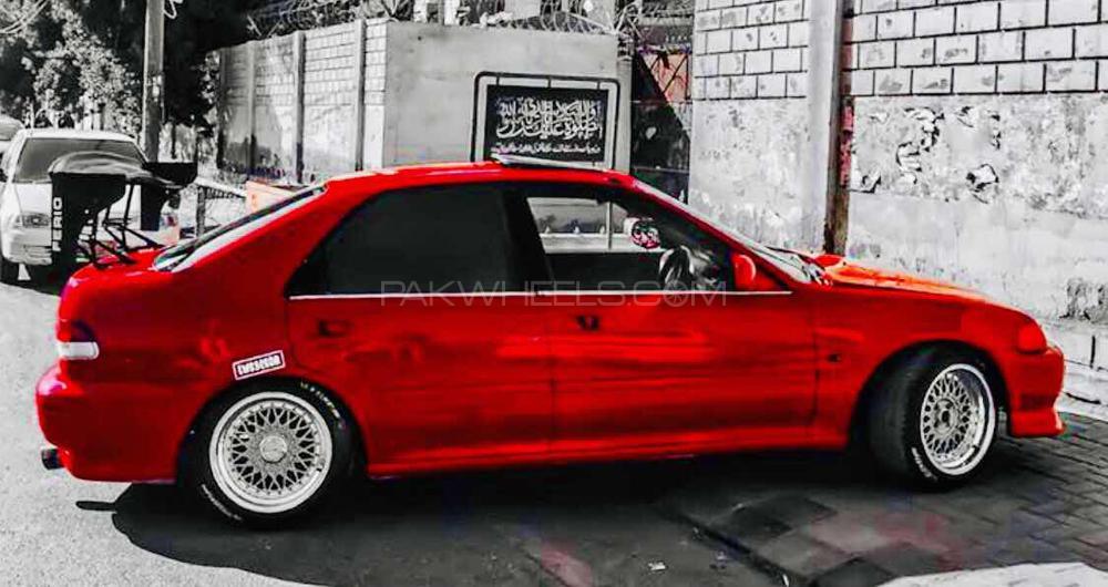 Honda Civic - 1992 M Zubair  Image-1