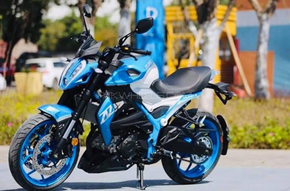 Used Sigma ELIGATOR 250CC 2020 Bike for sale in Lahore ...