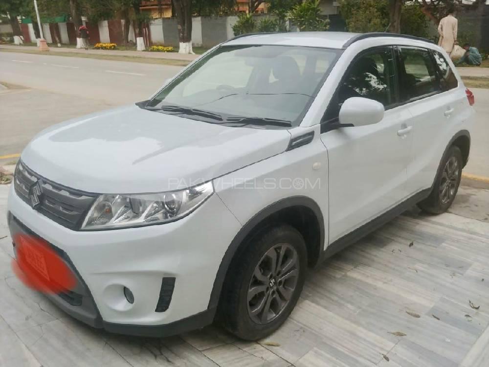 Suzuki Vitara GL+ 1.6 2017 Image-1
