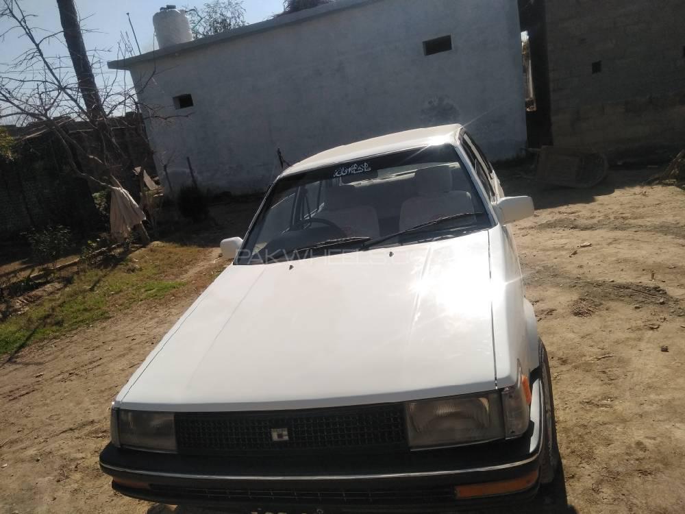 Toyota 86 1987 Image-1
