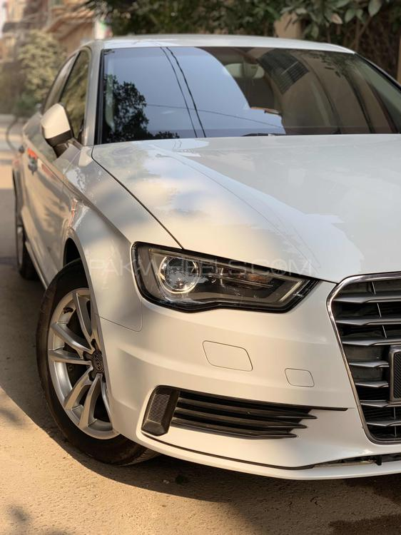 Audi A3 - 2015 sunny Image-1