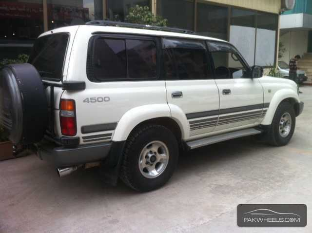 Toyota land cruiser vx limited 4 7 1996 for sale in islamabad