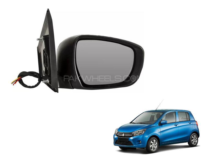 Suzuki Cultus 2017-2020  Genuine Side Mirror Power RH Image-1