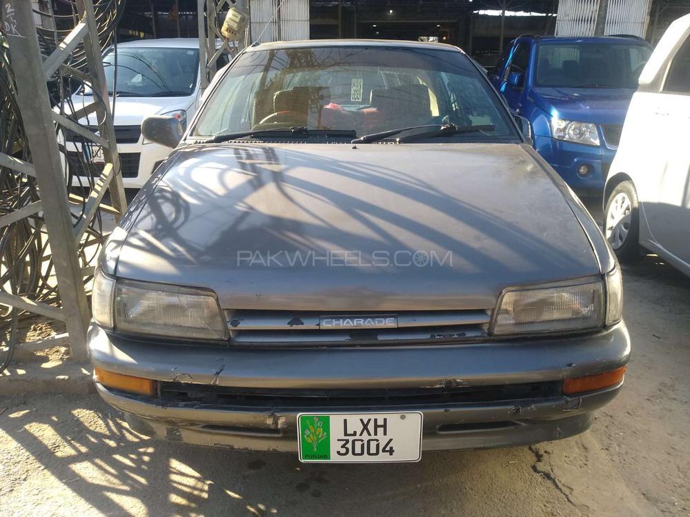 Daihatsu Charade CX 1991 Image-1