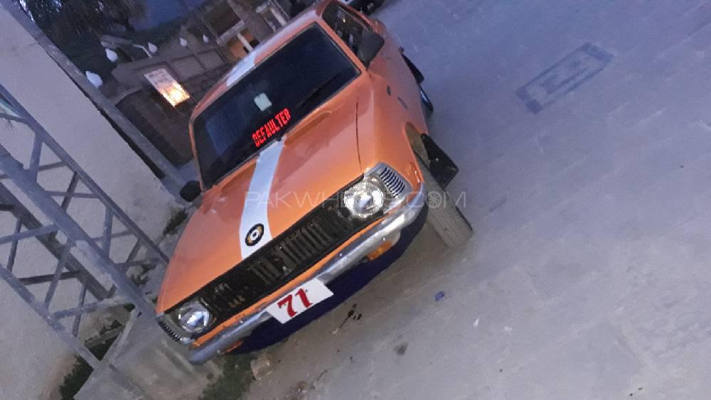 Toyota Corolla 1971 Image-1