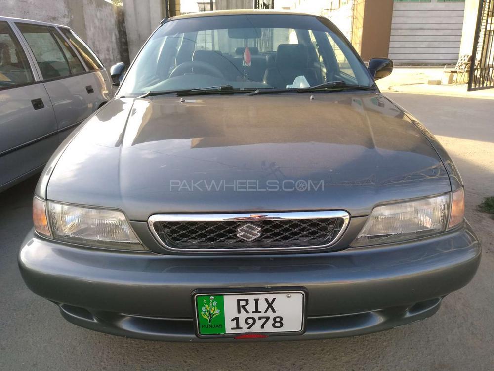 Suzuki Baleno JXR 1999 Image-1