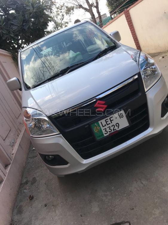 Suzuki Wagon R - 2018  Image-1