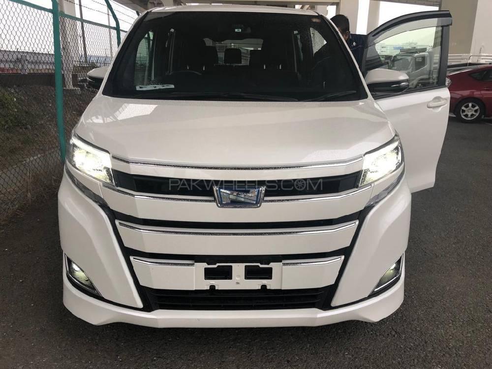 Toyota Noah X G EDITION 2017 Image-1