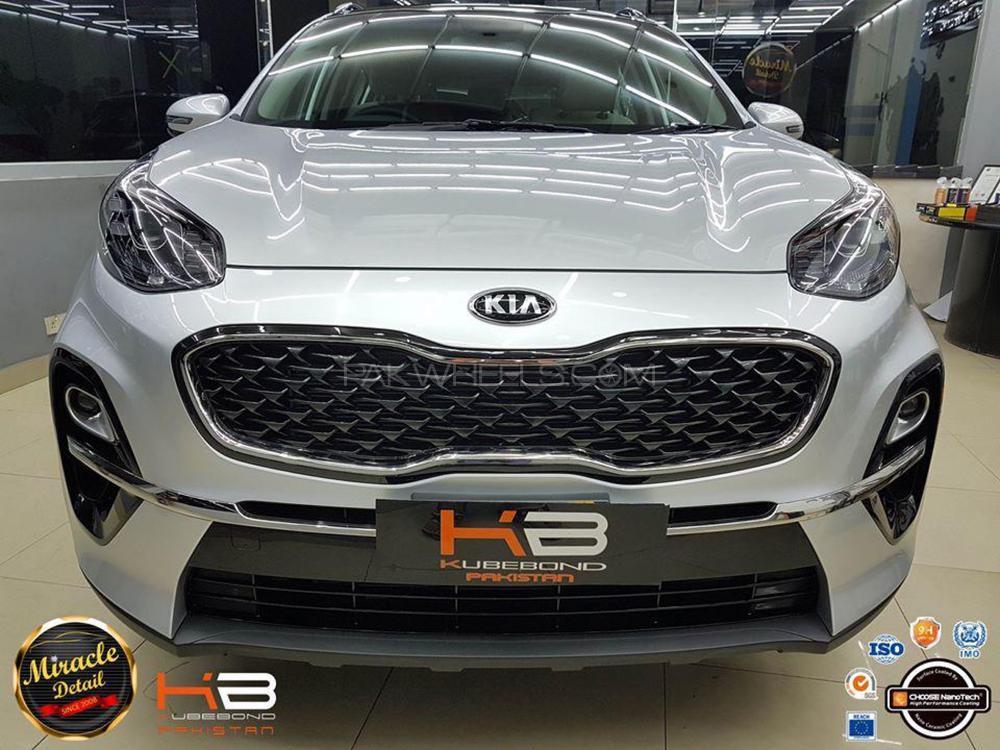 KIA Sportage 2.0 LX 4x4 Automatic 2020 Image-1