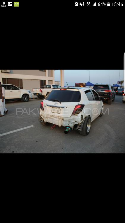 Toyota Vitz - 2016  Image-1