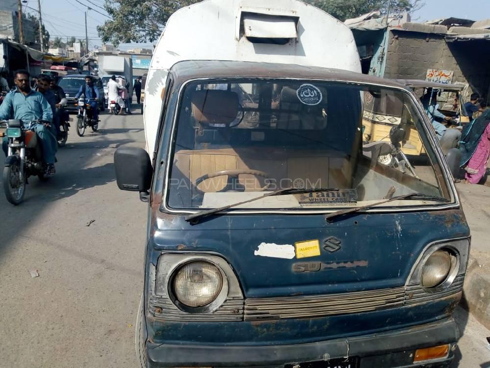Suzuki Ravi 1986 Image-1