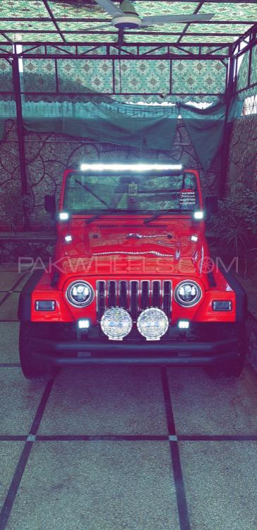 Jeep Wrangler - 2000  Image-1