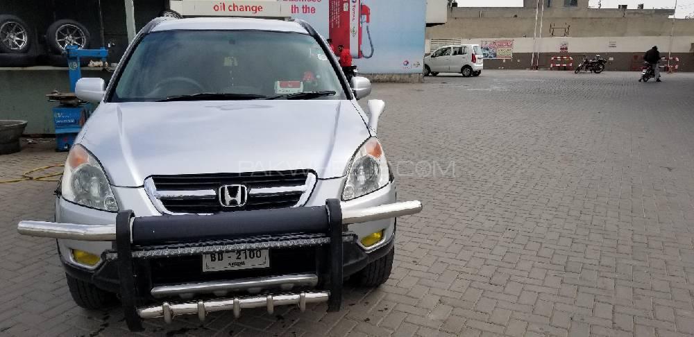 Honda CR-V 2003 Image-1