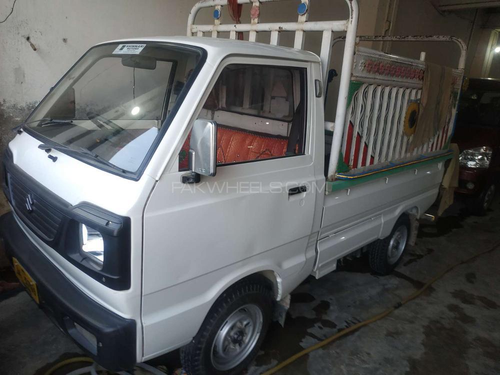 Suzuki Bolan Cargo Van Euro ll 2018 Image-1