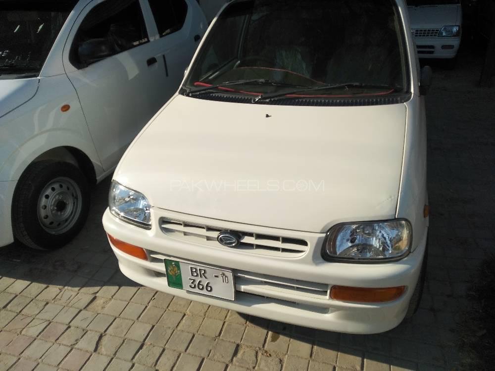 Daihatsu Cuore CL 2010 Image-1