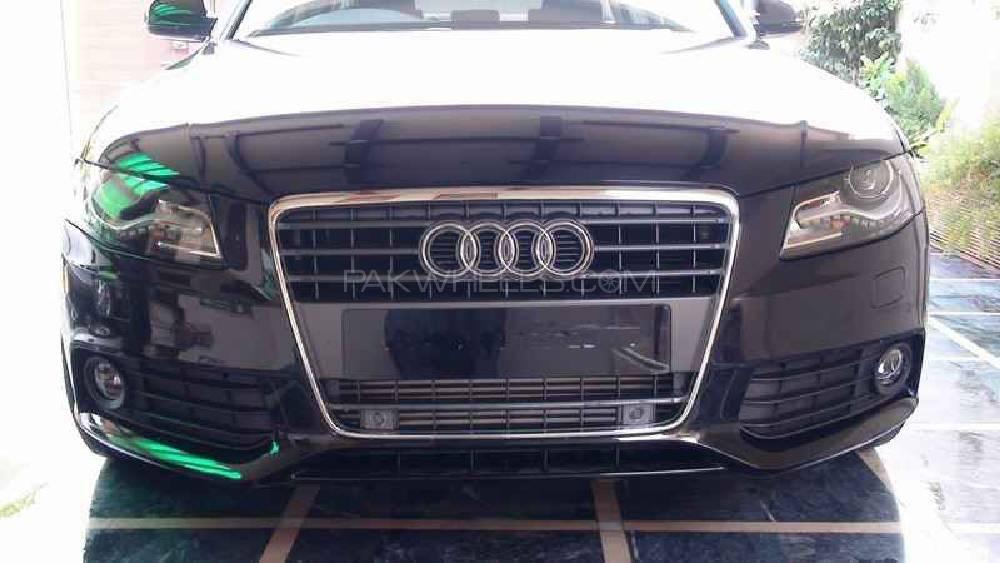 Audi A4 - 2010 JT Image-1