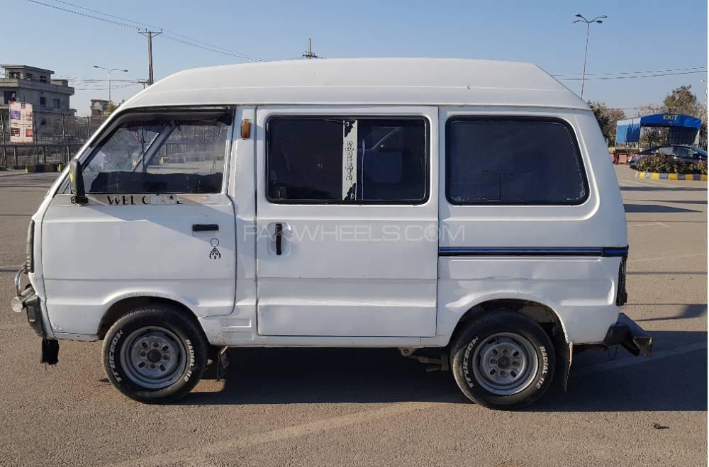 Suzuki Bolan VX 1997 Image-1