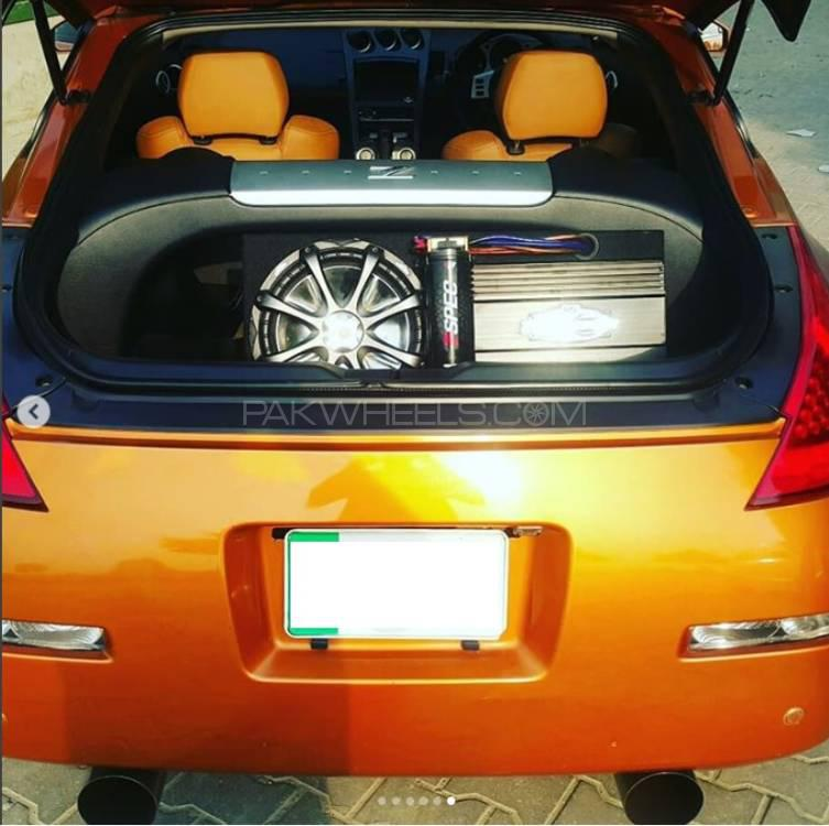 Nissan 350Z 2004 For Sale In Lahore