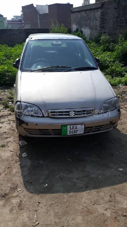 Suzuki Cultus VX 2006 Image-1