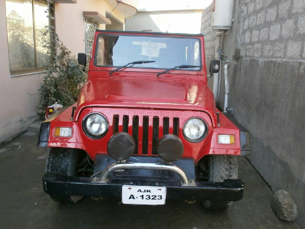 Jeep Cj 7 1978 Image-1