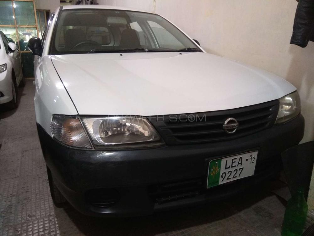 Nissan AD Van 1.3 DX 2006 Image-1