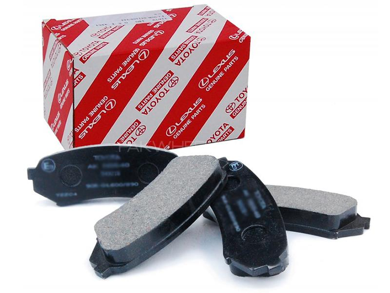 Toyota Geunine Front Brake Pad For Toyota Hiace 1998-2002 04465-26421 in Karachi