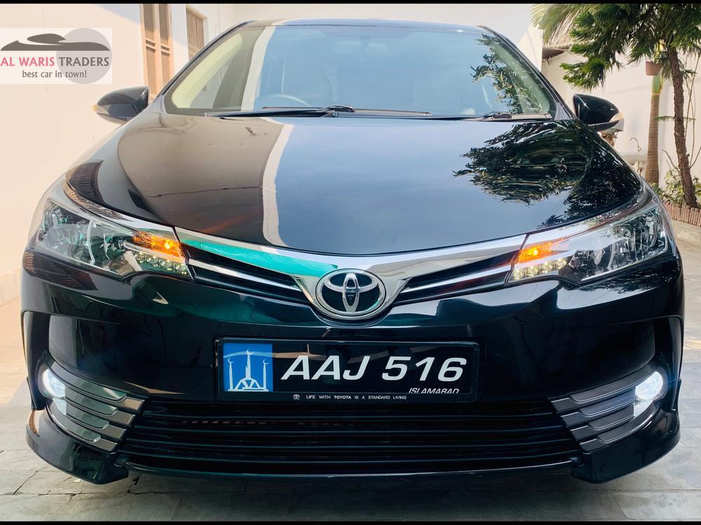 Toyota Corolla Xli Vvti 2016 For Sale In Islamabad