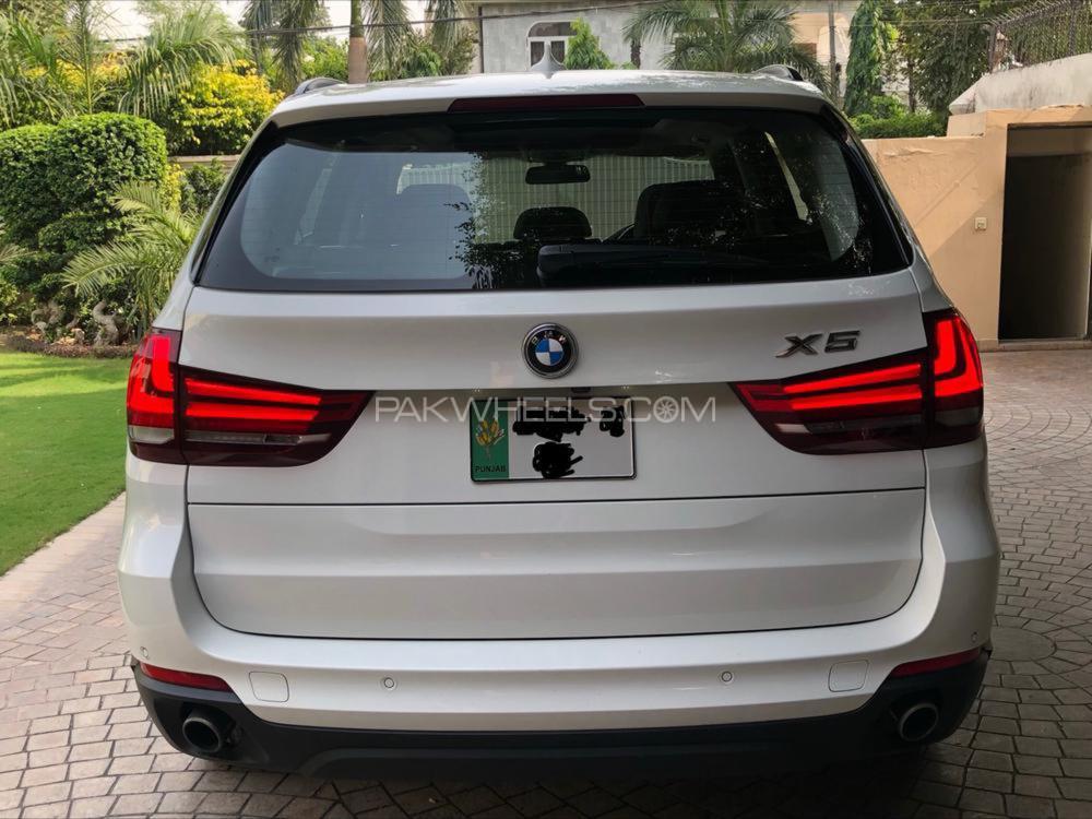 BMW X5 Series xDrive35d 2015 Image-1