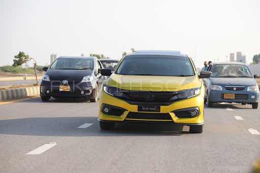 Honda Civic - 2018 bL Image-1