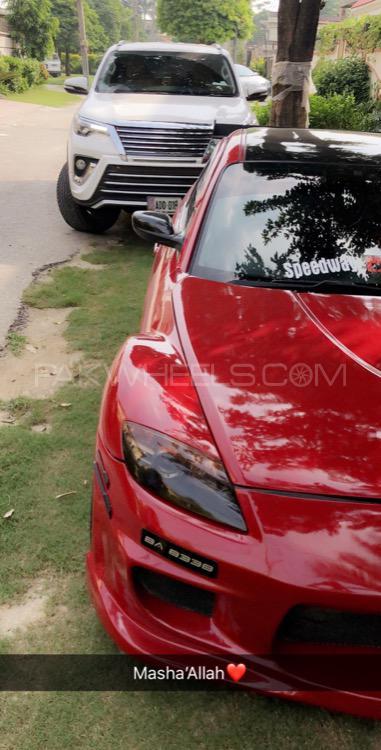 Mazda RX8 - 2012  Image-1